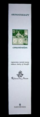 Concentration Aromatherapy Incense