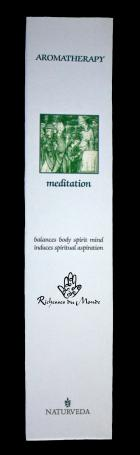 Aromatherapy Incense Meditation